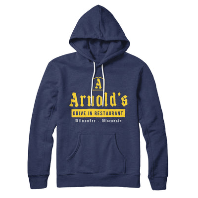 Arnold's Drive In Hoodie - Famous IRL Funny and Ironic T-Shirts and Apparel