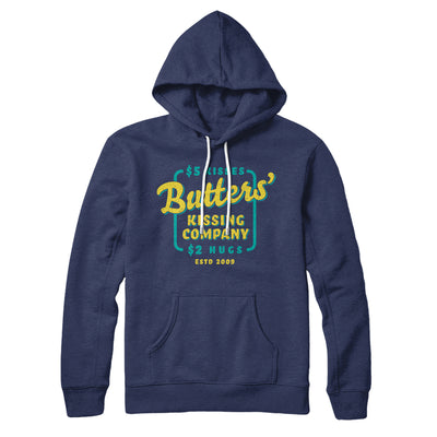 Butter's Kissing Company Hoodie