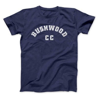 Bushwood Country Club Men/Unisex T-Shirt-Navy - Famous IRL