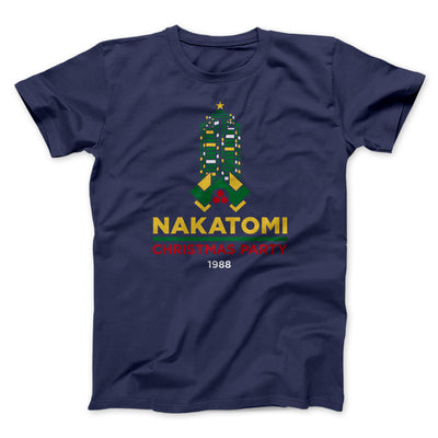 Nakatomi Christmas Party '88 Men/Unisex T-Shirt