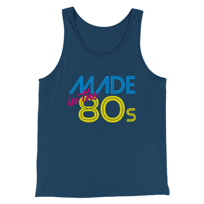 Made In The 80s Men/Unisex Tank Top