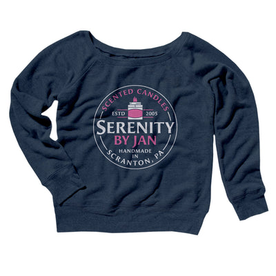Serenity By Jan Women's Scoopneck Sweatshirt