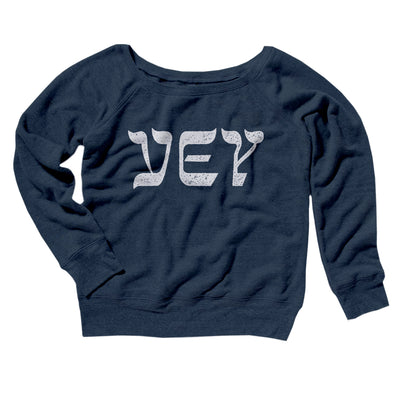 Vey Women's Scoopneck Sweatshirt