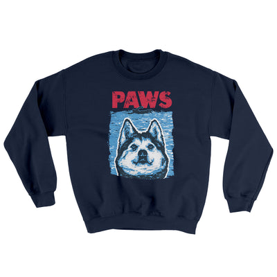 PAWS Dog Ugly Sweater