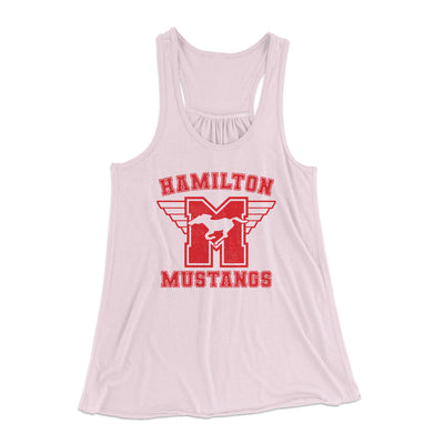 Hamilton Mustangs Women's Flowey Tank Top