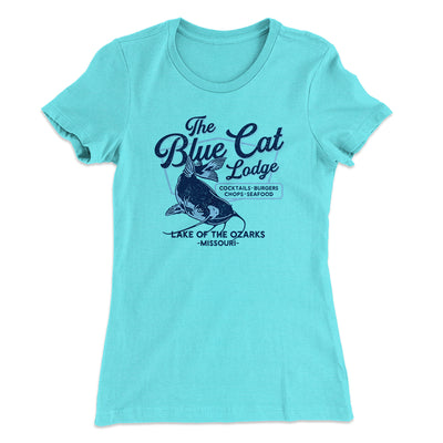 Blue Cat Lodge Women's T-Shirt