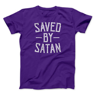 Saved By Satan Men/Unisex T-Shirt