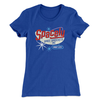 Spacely Space Sprockets Women's T-Shirt