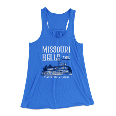 Missouri Belle Casino Women's Flowey Tank Top