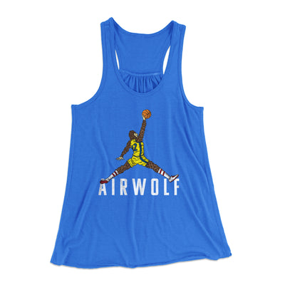 Air Wolf Women's Flowey Tank