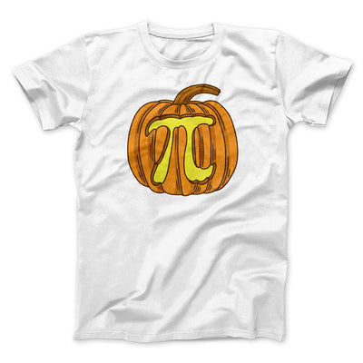 Pumpkin Pi Men/Unisex T-Shirt