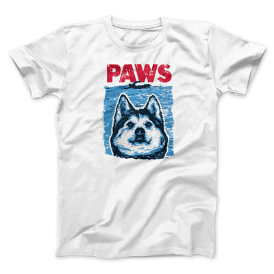 PAWS Dog Men/Unisex T-Shirt