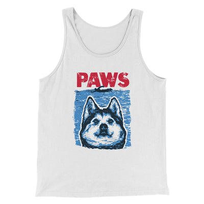 PAWS Dog Men/Unisex Tank