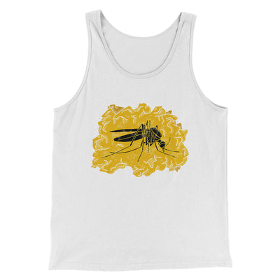 Amber Mosquito Men/Unisex Tank - Famous IRL Funny and Ironic T-Shirts and Apparel