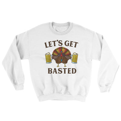 Let's Get Basted Ugly Sweater