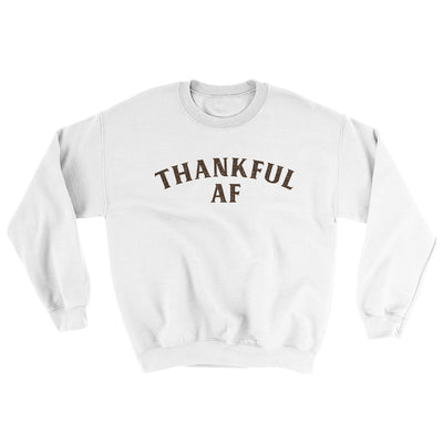 Thankful AF Ugly Sweater