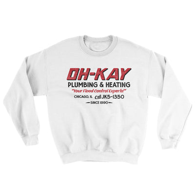 Oh-Kay Plumbing & Heating Ugly Sweater