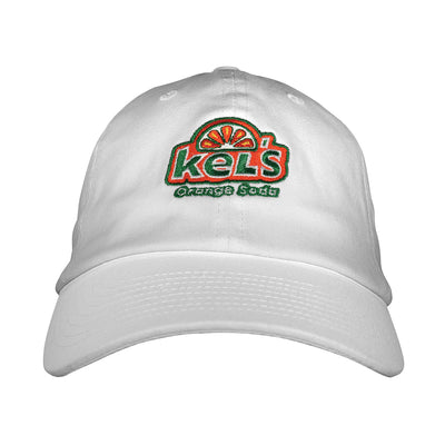 Kel's Orange Soda Dad hat-Famous IRL-Famous IRL