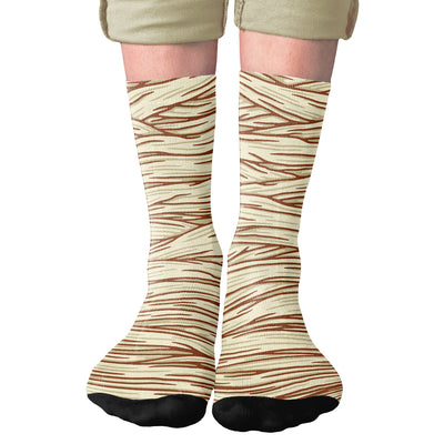 Mummy Adult Crew Socks