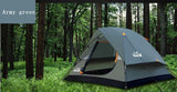 Waterproof 2-3 Person Camping Tent