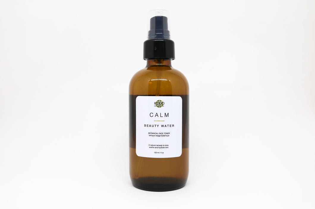 CALM Beauty Water Toner