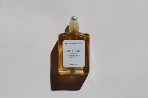 chypre perfume oil roller