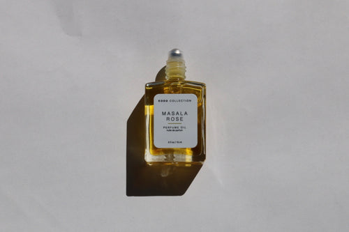 masala rose perfume oil