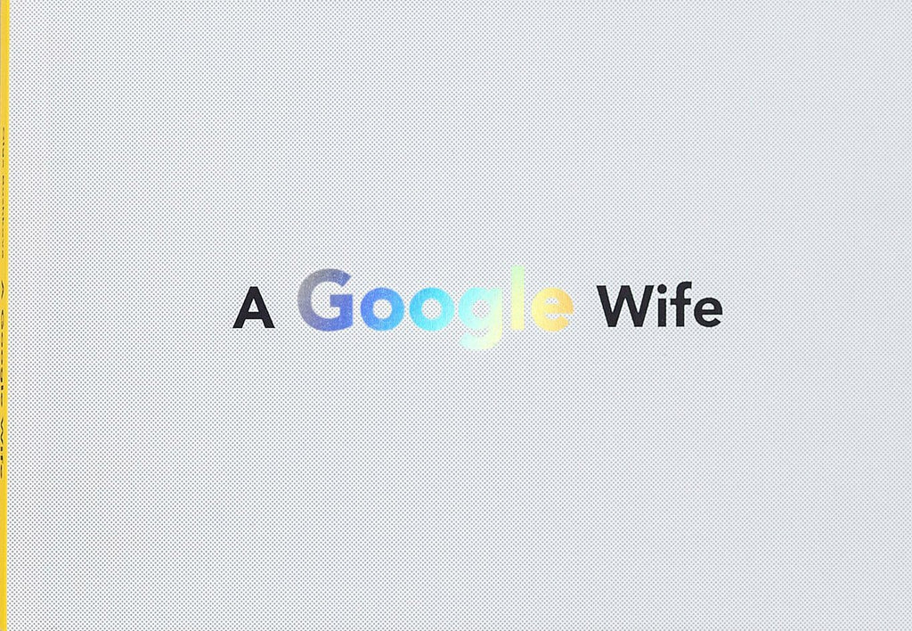 A Google Wife - Olga Bushkova - Dalpine
