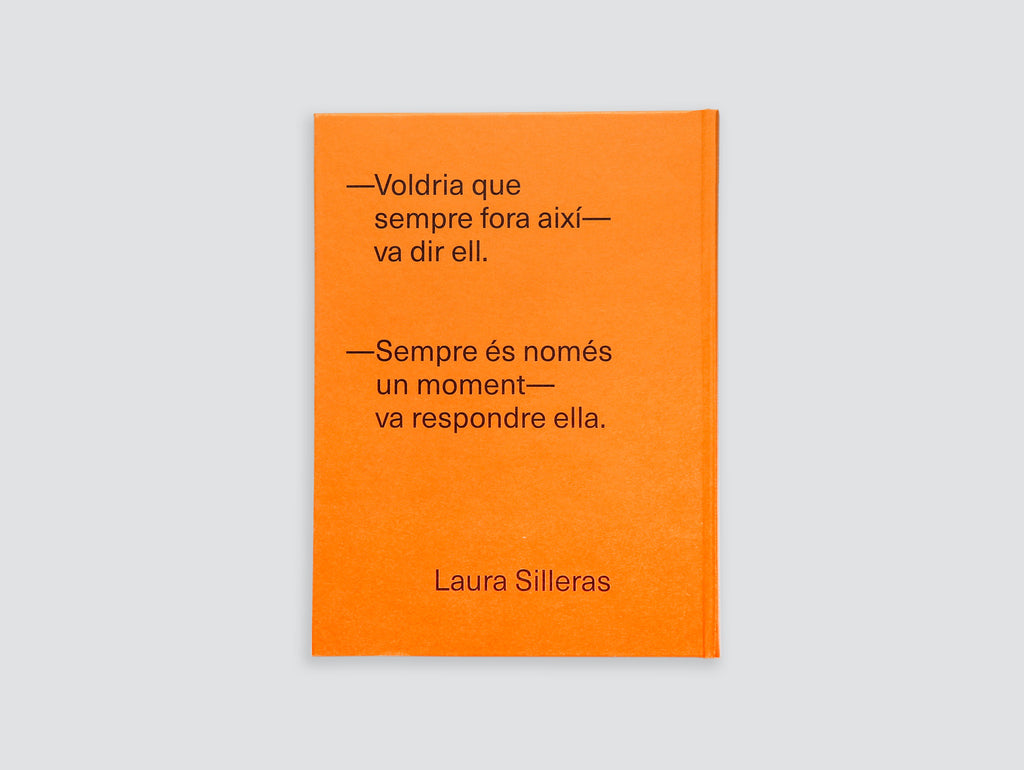 I wish everything would stay like this forever... - Laura Silleras - Dalpine