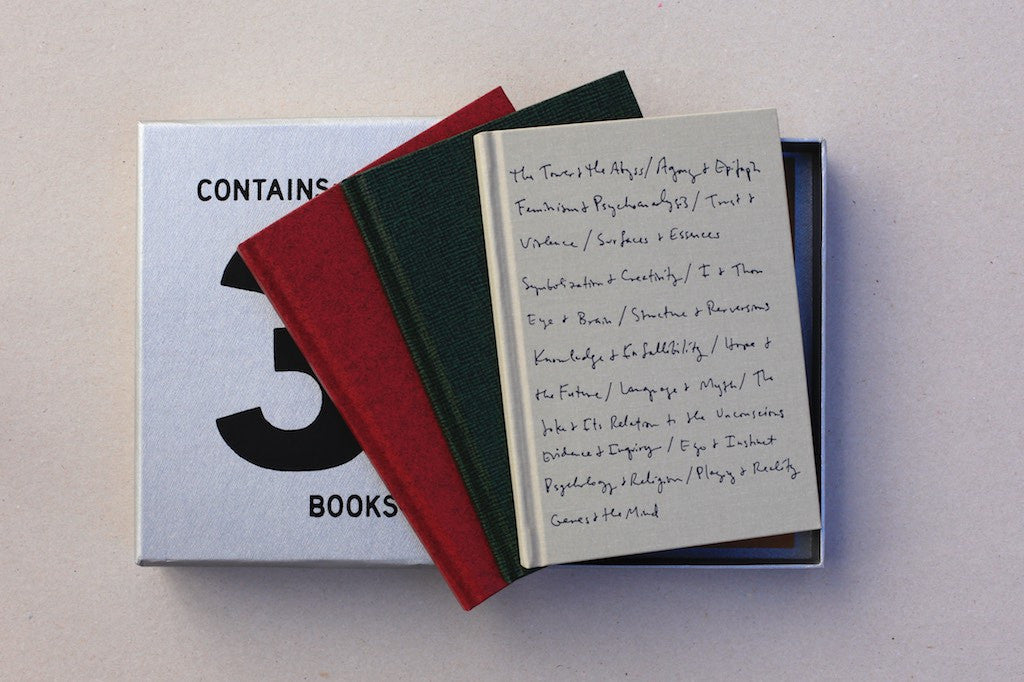 Contains 3 Books - Jason Fulford - Dalpine