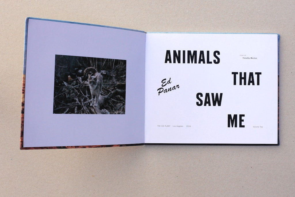 Animals That Saw Me: Volume Two - Ed Panar - Dalpine