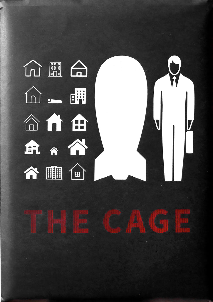 The Cage: Visualising the Housing Dysfunction - Dalpine