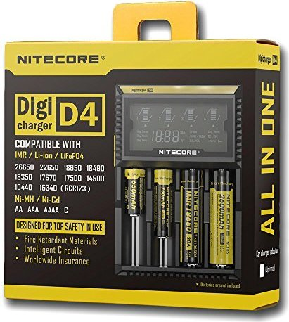NITECORE charger D4