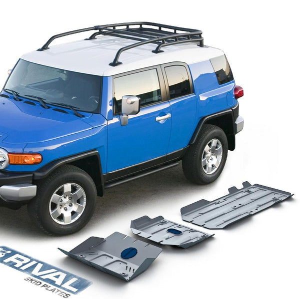 RIVAL TOYOTA FJ 4mm FULL Kit 3pcs 2010-
