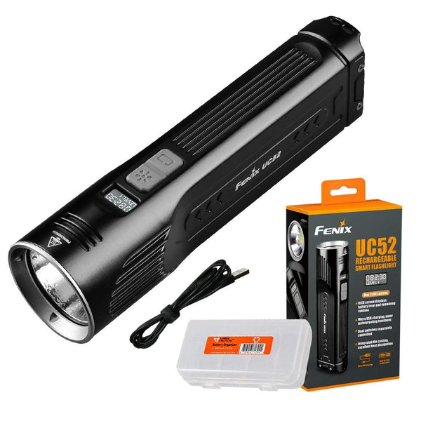 Fenix UC52 LED Flashlight