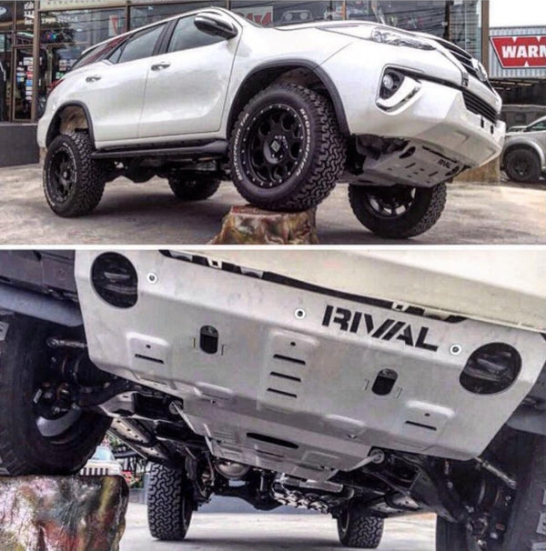 RIVAL Hilux REVO / Fortuner 4mm engine 2016-