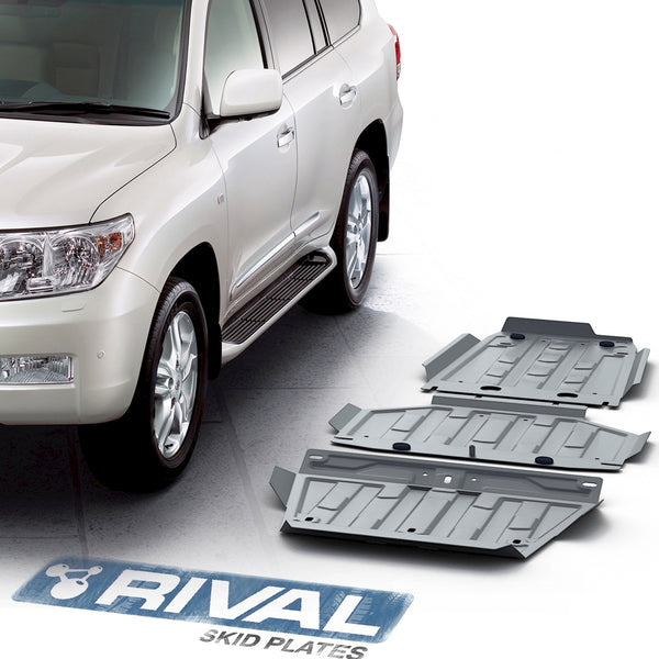 RIVAL Toyota LC200 / Lexus LX 570 4mm FULL KIT 3pcs 2008-