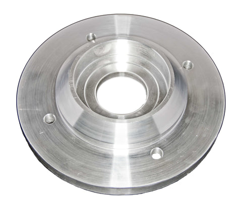 Aluminum Bearing Closure Plate