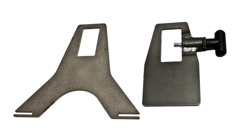 Front Weight Bar Mounts