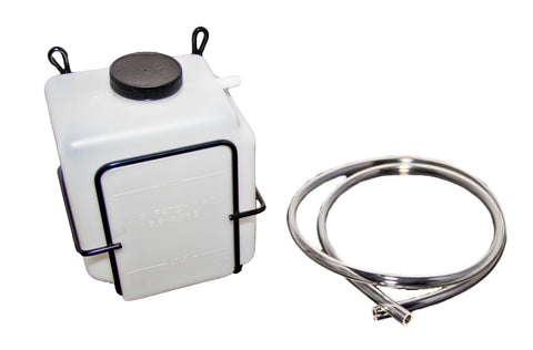 Plastic Fuel Tank (With Fuel Line)
