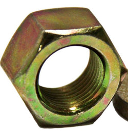 Crank Nut (3/4 Grade 8 Yellow Zinc)