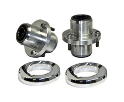 Aluminum Front Hubs for DWT Rims