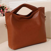 Fashion Vintage Leather Hobo Handbag - Handbags Wallets Galore