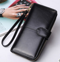 Designer  Coin and Card Holder Wristlet Wallet - 6 Colors - Handbags Wallets Galore