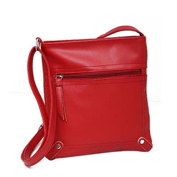 Designer's Mini Leather Crossbody Bag - Handbags Wallets Galore