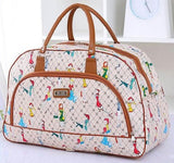 Fashion Travel Duffle Bag - Handbags Wallets Galore