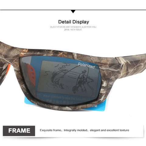 7d1ab1451b35 ... Camo/Black Polarized Sunglasses for Fishing - Sport Fishing Deals ...