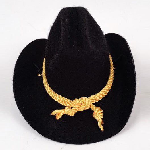 Cavalry Cowboy Dog Hat - Bark Label