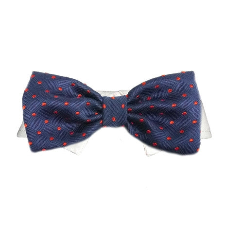 Andrew Dog Bow Tie Collar - Bark Label