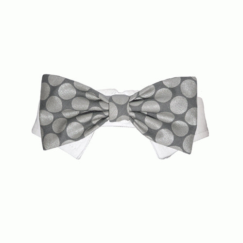 Bentley Dog Bow Tie Collar - Bark Label